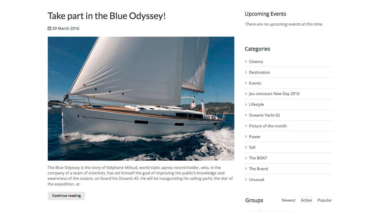 Beneteau Yacht Club, il più grande yacht club del mondo