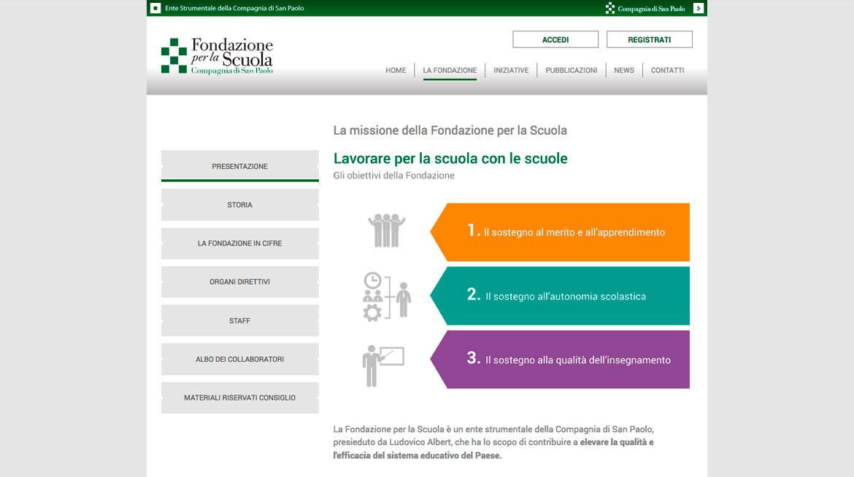 Fondazione Scuola Sanpaolo