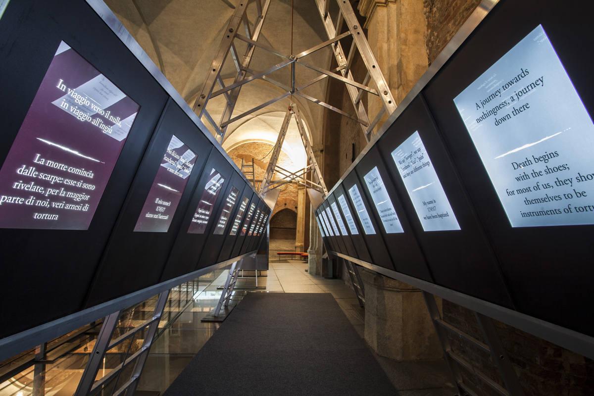 I mondi di Primo Levi - la galleria