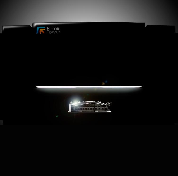 Prima Power  3d Laser Machine